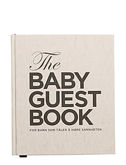 The Baby Guest Book NO - NORWEGIAN