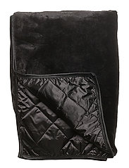 Baby Blanket/Big Quilt - BLACK & WHITE