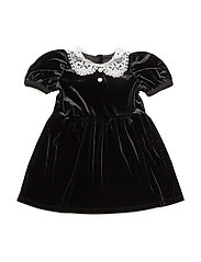 Tiny Victorian/Dress - BLACK & WHITE