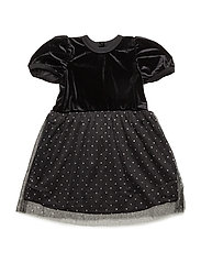 All Star Dress - BLACK
