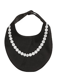 The Tiny Bib/Lady - BLACK