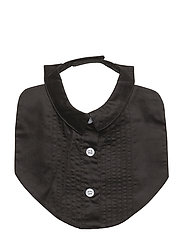 The Tiny Bib/Shirt - BLACK