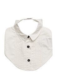 The Tiny Bib/Shirt - WHITE
