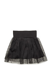 The Tiny Skirt/Tulle - BLACK