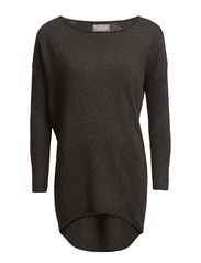 The Wardrobe Pensana Knit Blouse