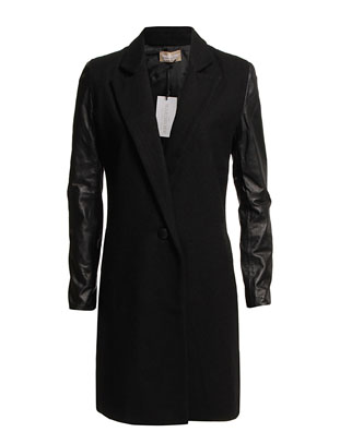 Lella Coat - Black