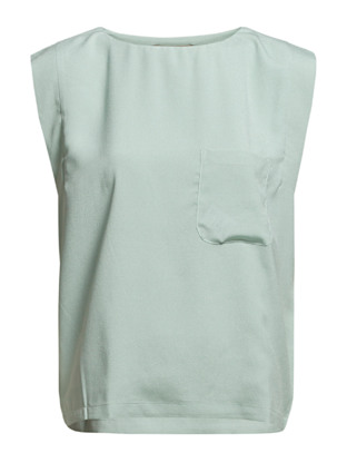 The Wardrobe Insuline Spring Top - Mint