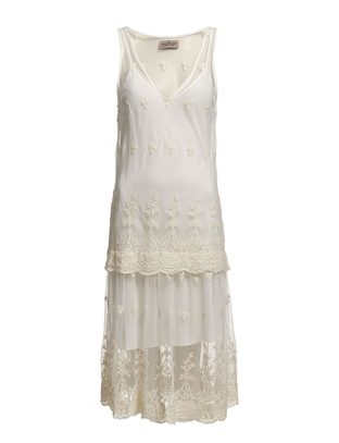 Panhia Dress - Creme