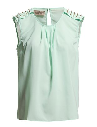 The Wardrobe Panille Top - Mint