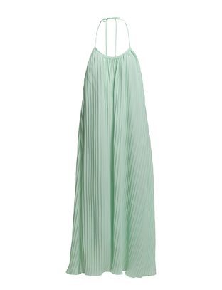 The Wardrobe Paper Maxi Dress - Mint