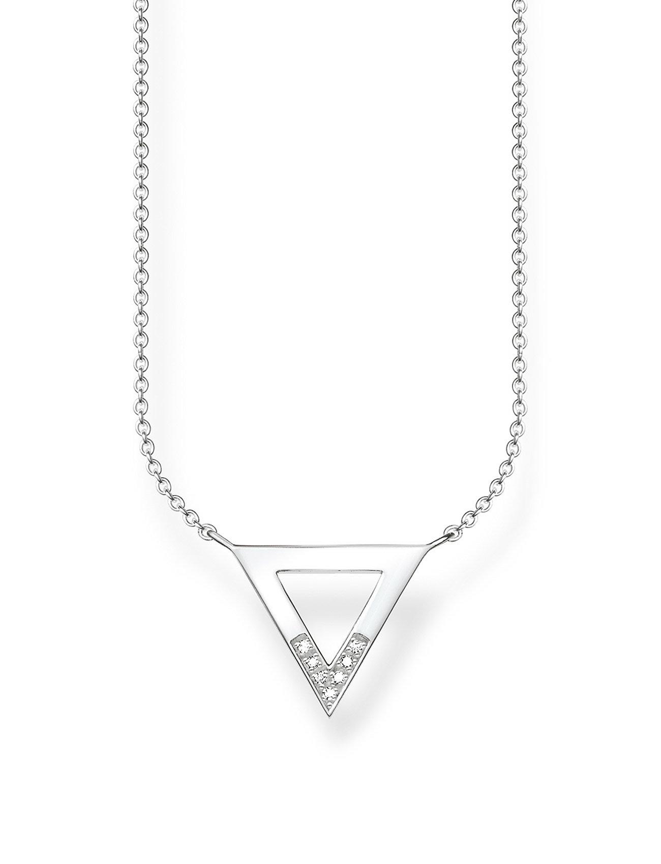 Necklace Thomas Sabo Smykker til Damer i hvid