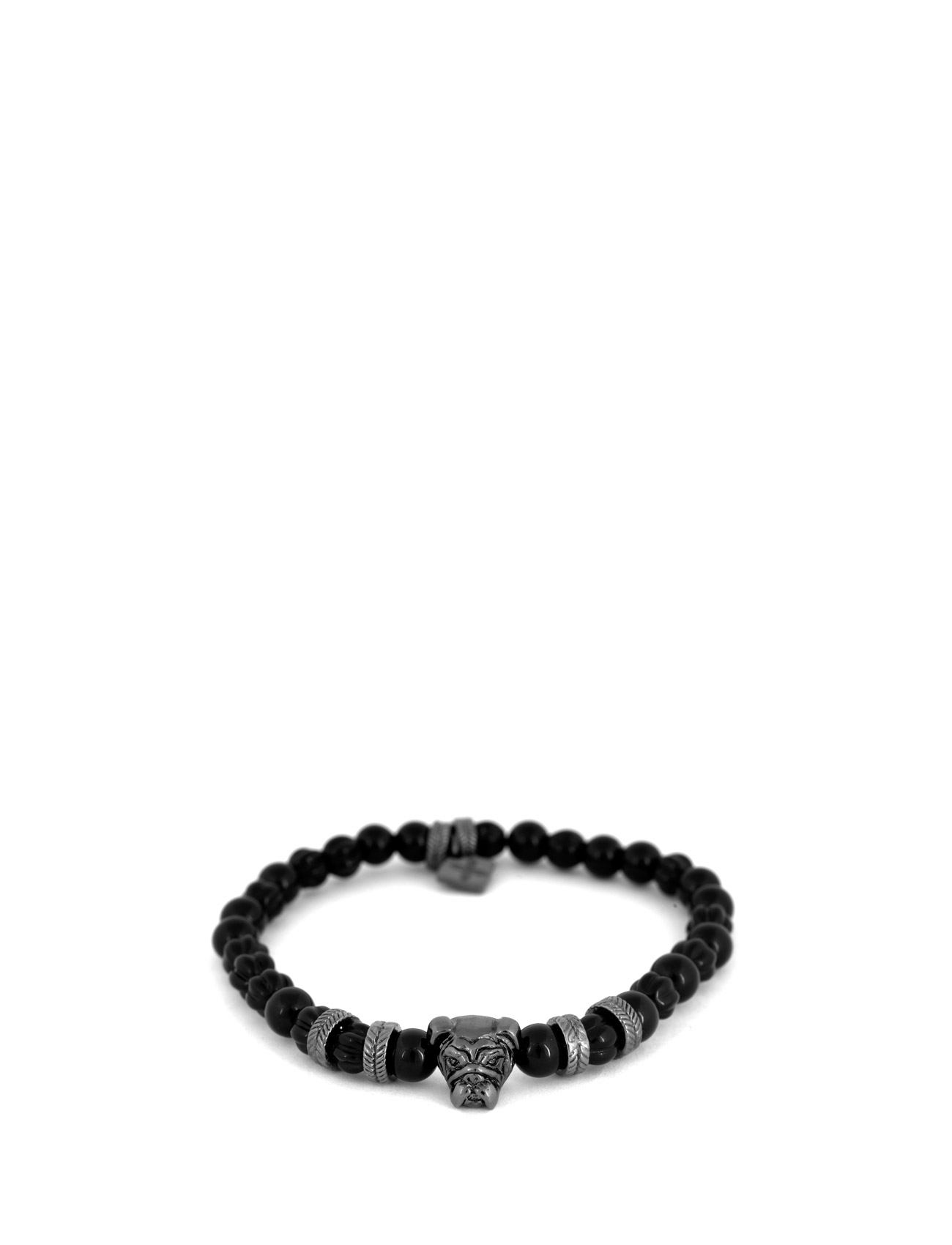 Thompson Bulldog Bracelet Thompson Smykker til Herrer i Sort