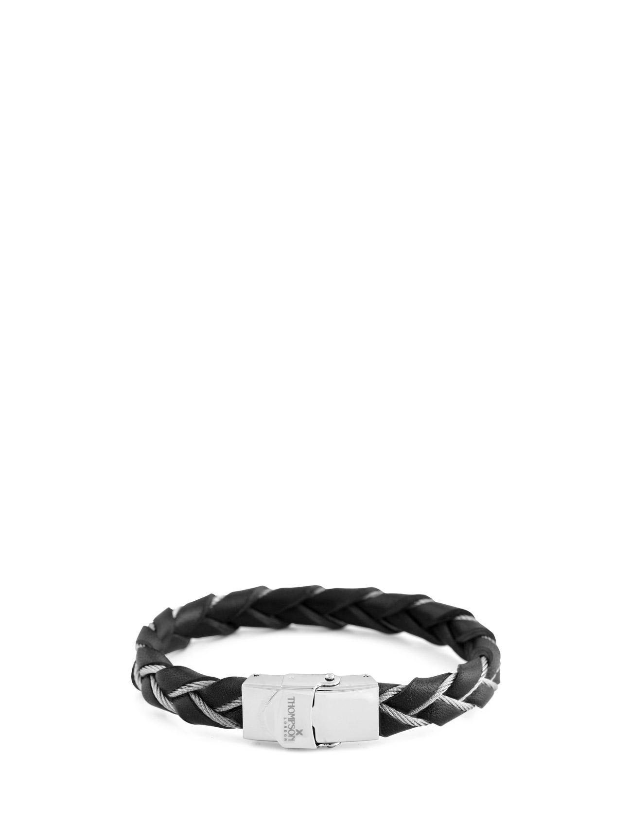 Thompson Acciaio Bracelet Thompson Smykker til Herrer i Grå