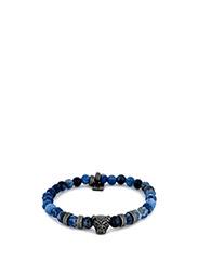 Thompson Bulldog Bracelet - BLUE