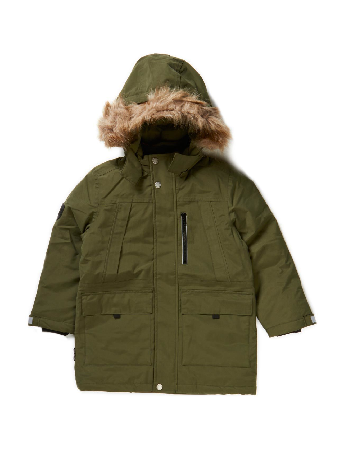 Aron Parka Coat