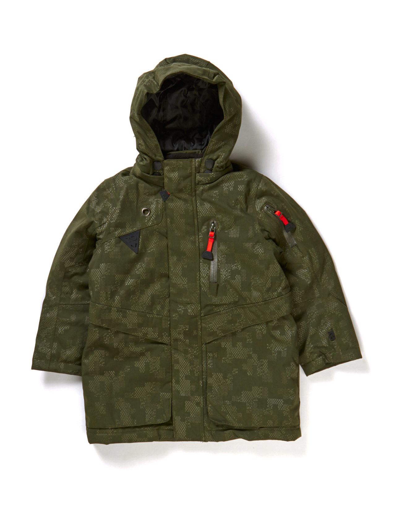 Tiger Coat T2