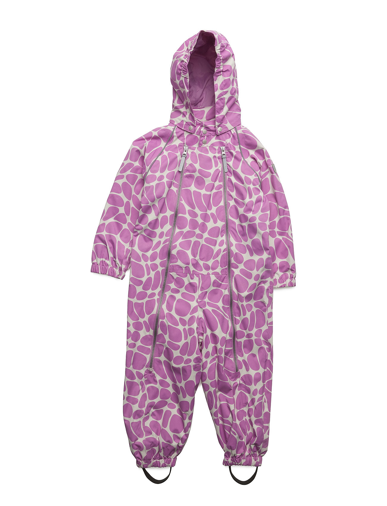Suit Nell With Detachable Hood Allover Ticket to Heaven Overalls til Børn i
