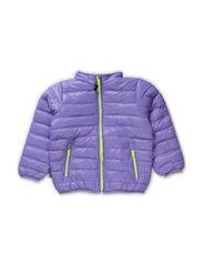 Keno jacket - Dahlia purple