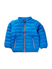 Keno jacket - Superman blue