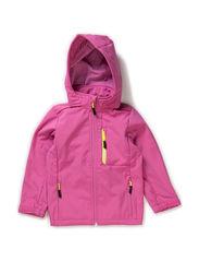 Knox jacket, water resistance 3000 mm. - Fiesta pink