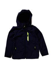 Knox jacket, water resistance 3000 mm. - Hydra Navy