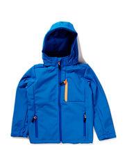 Knox jacket, water resistance 3000 mm. - Superman blue
