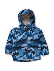 Klas baby jacket - Blue camuflage