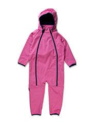 Keike baby suit, water resistance 3000 mm - Fiesta pink