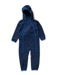 Keike baby suit, water resistance 3000 mm - Marine blue
