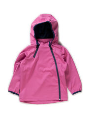 Katla baby jacket, water resistance 3000 mm - Fiesta pink