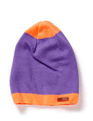 Napolo hood - Dahlia purple