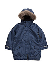 Ardea parka  Coat - Twit Purple