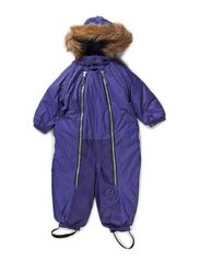 Baby baggie suit - Twit Purple
