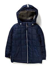Mass Baby Jacket - Navy Iris