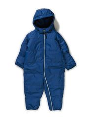 Baby suit - Halo Blue