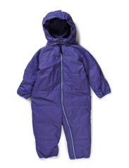 Baby suit - Twit Purple