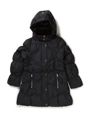 Monica Down coat - Black