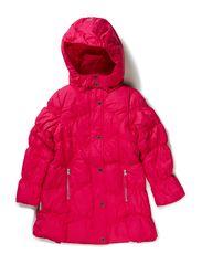 Monica Down coat - Virtual Pink