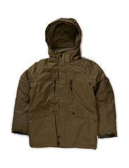 Adriel jacket - Nickel Green