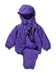 Plain rain set DFJ - Liberty Purple