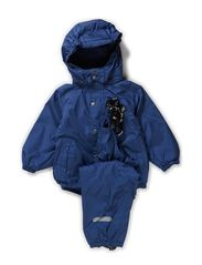 Plain rain set DFJ - Navette Blue