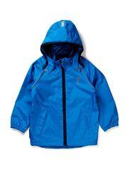 Noel baby jacket - Directoire blue