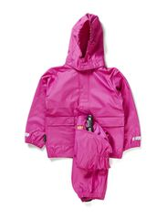 Authentic Rubber rain set - Virtual Pink