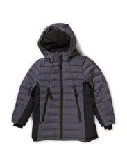 Antoinet coat T2 - Shelter grey