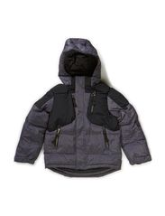 Ashton jacket T2 - Shelter grey