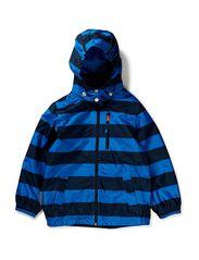 Nicholas jacket - Navy stripes