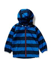 Niss baby jacket - Navy stripes
