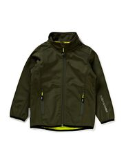 Nevin Jacket - Beetle green
