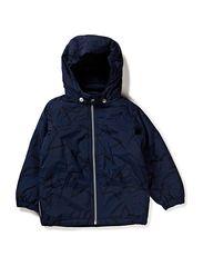 Max baby jacket - Navy Iris