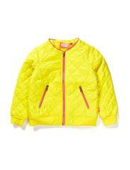 Polly Jacket - Sunshine Yellow
